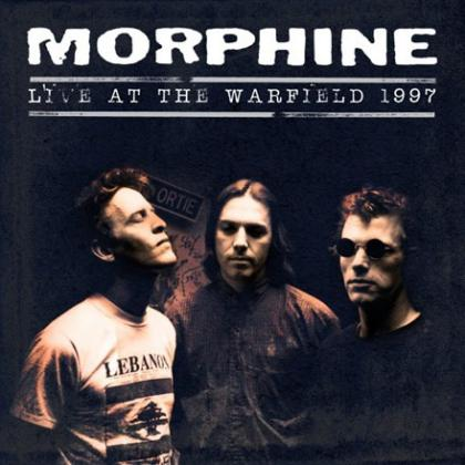 Morphine ‎– Live At The Warfield 1997 2LP