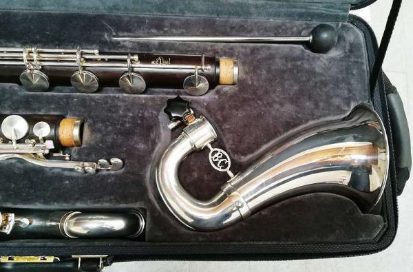 Buffet Crampon Bass Klarinette