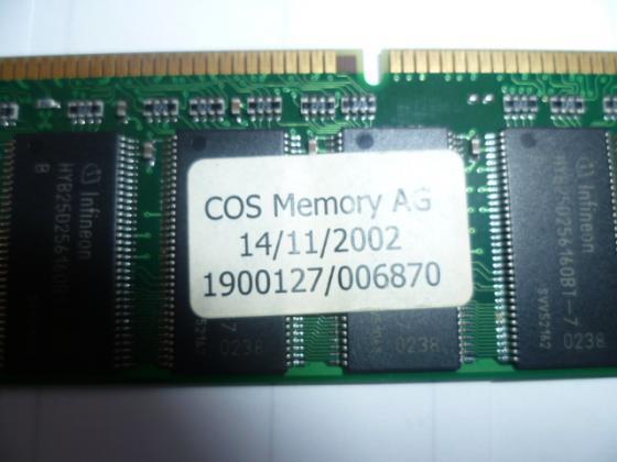 DDR PC-266   256 MB   Nr. 16