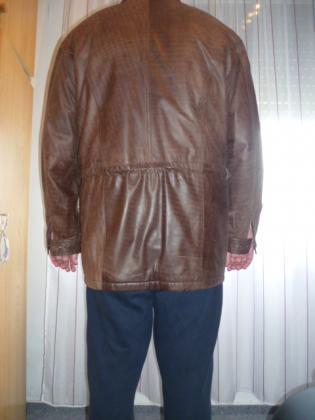 Lederjacke mit Weste von Beexleys G 56  XL Nr. 51