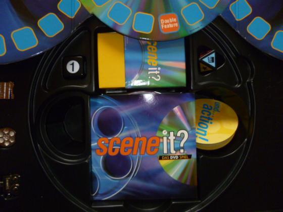 MATTEL - Scene it? Kinoquiz mit DVD Neu  Nr. 46