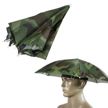 Regenschirm Hut  Nr. 61