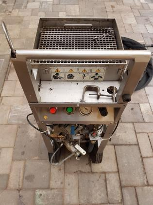 Trockeneisstrahlgerät Trockeneis Strahlgerät CAE Alpheus CO2 Miniblast PT-110