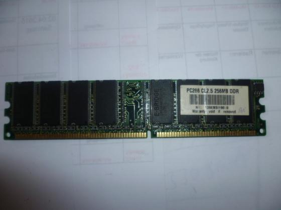 Verkaufe 256 MB DDR PC-266 CL2.5  Nr. 15