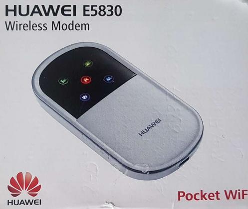 Huawei Pocket WiFi Wireless Modem E5830