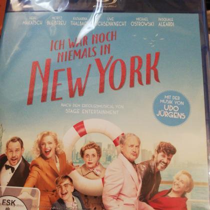 Ich war noch niemals in New York (neu)