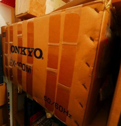 Onkyo PX 100 M Direct Drive Laufwerk