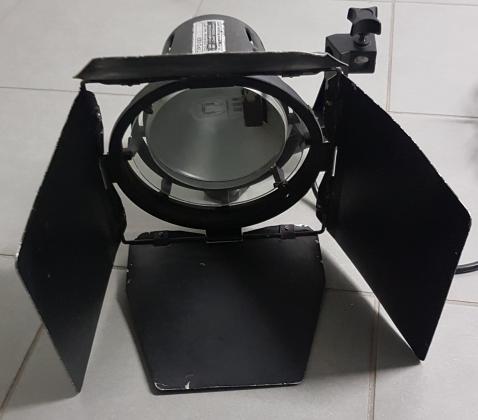 Scheinwerfer Floot Spot für Film-Foto-Bühnen