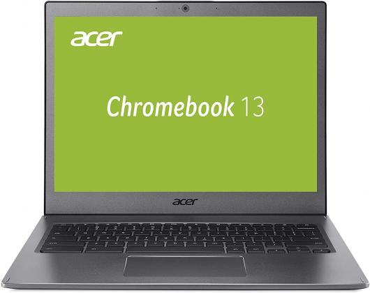 Acer Chromebook 13, 33,8 cm (13,3 Zoll QHD IPS) Notebook, Aluminium Unibody