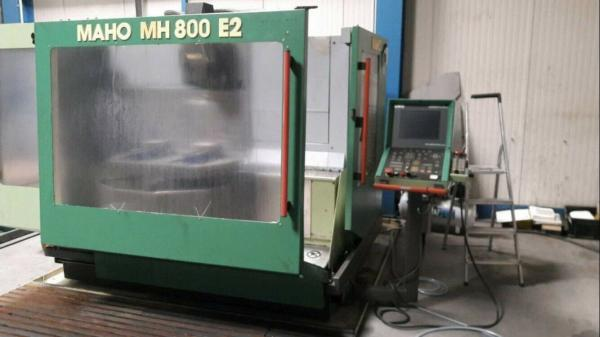CNC Maho MH800E2 Universalfräsmaschine
