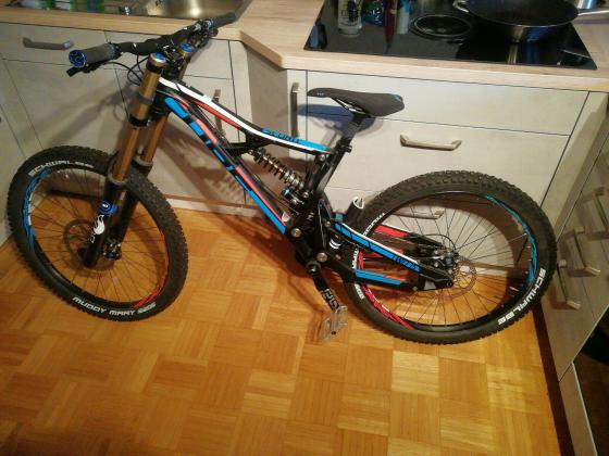 Cube Mountainbike Downhill/ Fully 26 zoll