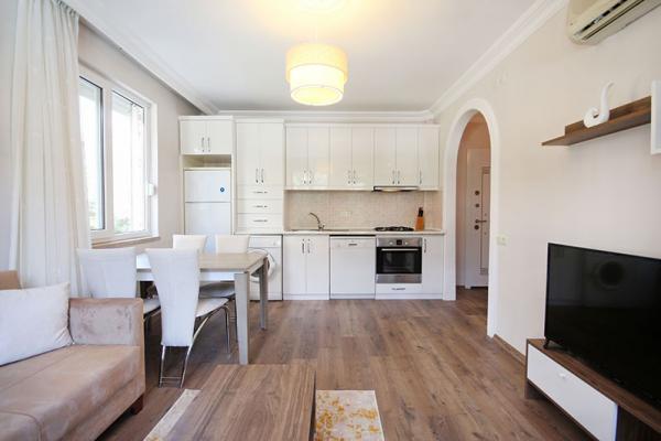 2 Zimmer Wohnung in Alanya/Oba 49.000 €