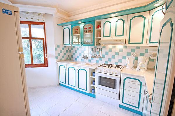 Schöne Doppelvilla in einem einzigartigen Komplex in Demirtas - Alanya