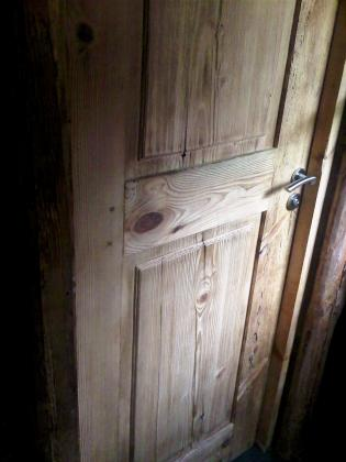 Türen aus Altholz