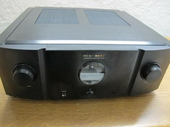 Marantz PM-10 PM10 High End Vollverstärker in schwarz