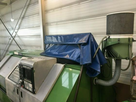 Mazak QT 35 CNC Drehmaschine
