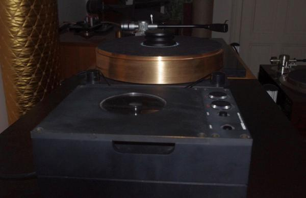 Micro Seiki RX-5000, RY-5500, ST-10, Kenwood-Tonarm L-07D, Ortofon SPU
