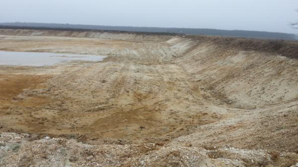 Schotter direkt von der Grube in Csapod (Ungarn) zu verkaufen!