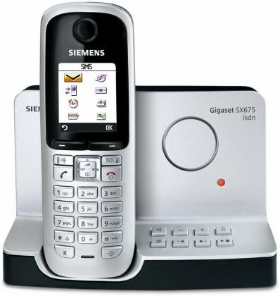 Siemens Gigaset SX 675 ISDN Nr. 129