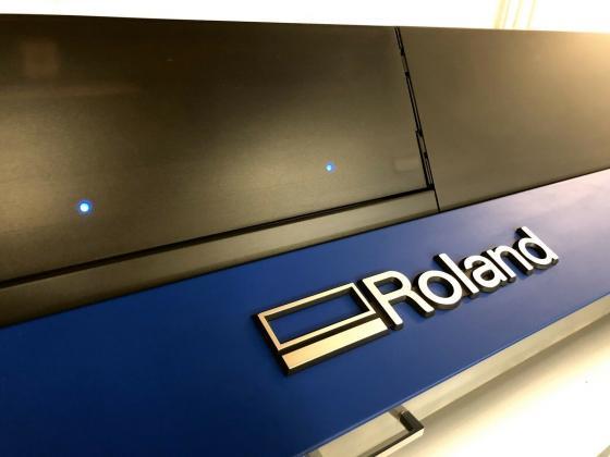 Roland VG-540 Digitaldrucker, Print&Cut Plotter aus 2017
