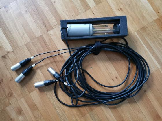 Trinnov Amethyst Vorverstärker mit Raumkorrektur + Trinnov Mikrofon