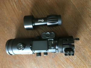 Wärmebild Vorsatzgerät DIPOL TFA 1200 (TV MAU V3)