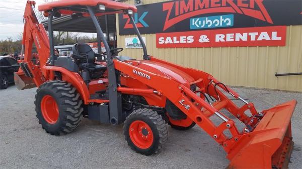 Kubota L45 Traktor 2014