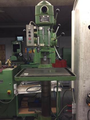 Säulenbohrmaschine Alzmetall Typ AB4/SV