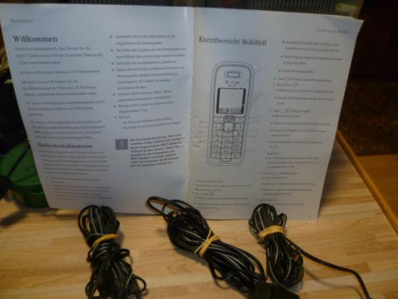 Sinus A 50 Trio Telefon Mit AB  Nr.115