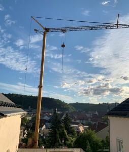 Liebherr Turmdrehkran 28K, Kran, Hochbaukran