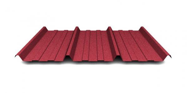 Dach, Blechdach, Bedachung