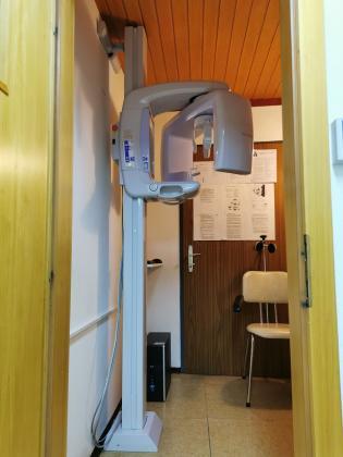 IC5 HD Panoramaröntgengerät von Morita