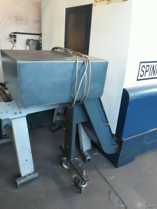 Vertikales Bearbeitungszentrum Spinner MVC 1100