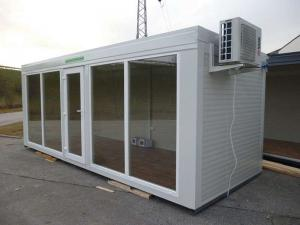 Bürocontainer, Container, Wohncontainer, Großcontainer