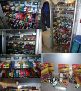 LKW Sammlung,Motorräder,Locks,Autos,über,200,noch Mehr.Nr. 87