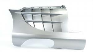 Mercedes Mclaren SLR Kotflügel vorne links front LH Fender Wing Komplett