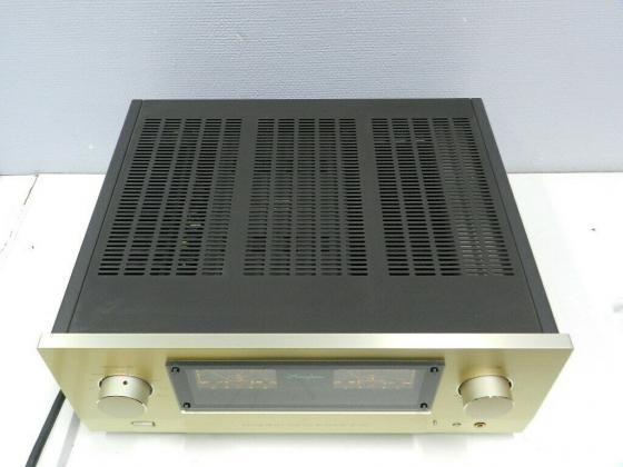 Accuphase E-550 P.I.A High End Vollverstärker + DAC 20 + AD 20 Vollaustattung