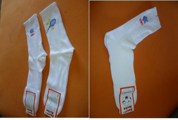 Sport Socken,für Mann/Frau 8 Paar 5 €,G.43-46 Nr.68