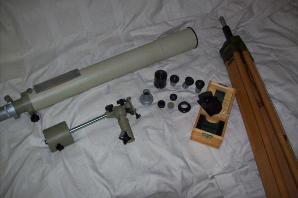 Zeiss Teleskop, Zeiss Telementor, Zeiss Fernrohr, Teleskop, Fernrohr, Telementor