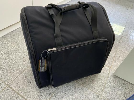 Akkordeon Victoria Professionell R.Galliano Model Cassotto 2020 Neu