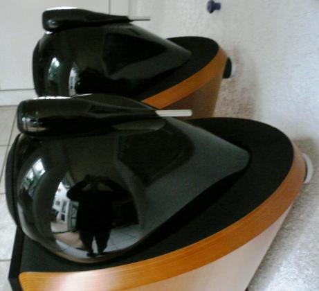 Bowers & Wilkins Nautilus B&W 802 (1 Paar)