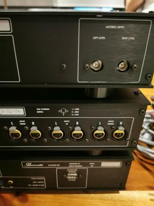 Burmester FM - TUNER 931 PREAMP 935 CD PLAYER 939 Super Zustand
