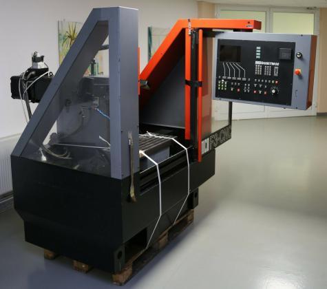 Emco F3 CNC Frasmaschine TM02 Werkzeugfräsmaschine