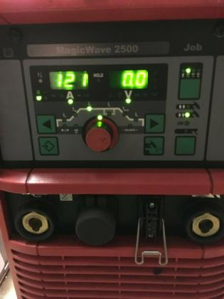 Fronius Magic Wave 2500 AC/DC WIG Schweißgerät