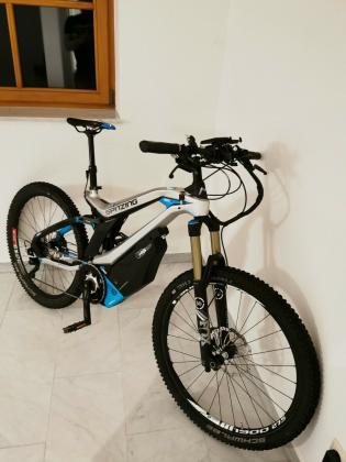 M1 Spitzing E Bike Emtb 120Nm 880Watt 75kmh!!!