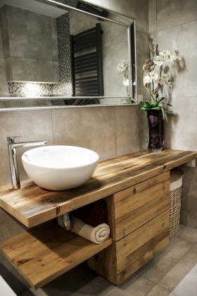 Maßgeschneiderte Waschtische / Badschränke - ALLDECO aus Polen