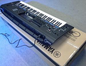 Yamaha PSR-SX900, Yamaha Genos 76-Key, Korg Pa4X 76, Korg Kronos 61, Korg PA-1000, Yamaha PSR-SX700,