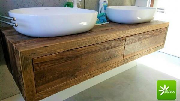 Badschränke / Waschtische auf Bestellung - ALLDECO