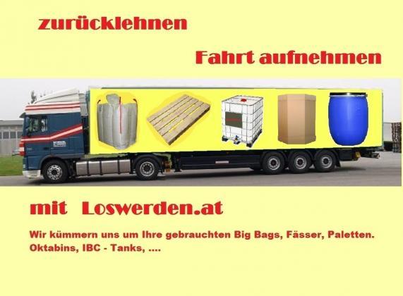 Gebrauchte Big Bags bei Linz
