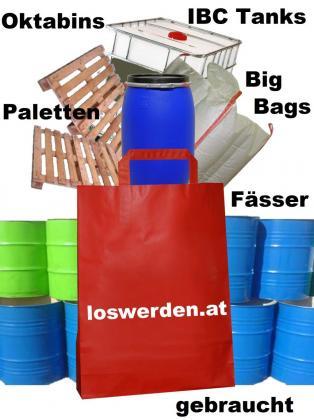 luftdurchlässige Big Bags bei Linz